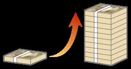 資本金アップのイメージ画像